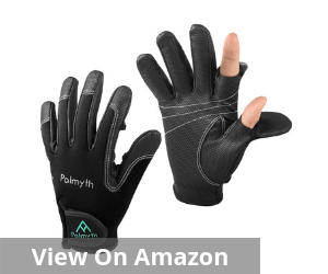Palmyth Neoprene Fishing Gloves