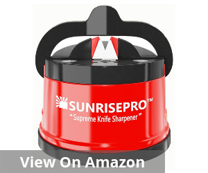SunrisePro Supreme Knife Sharpener