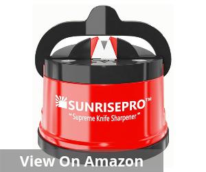 SunrisePro Supreme Knife Sharpener