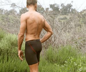 hiking underwear