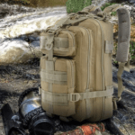 Roaring Fire Military Tactical Assault Backpack