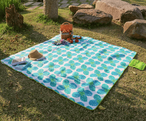 outdoor blanket