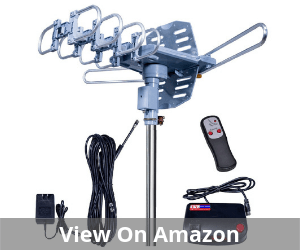 Amplified Outdoor TV Antenna