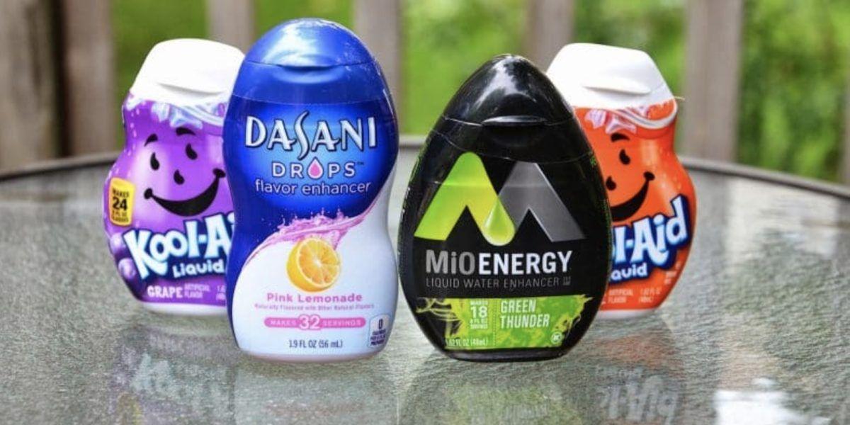 best water flavor enhancers