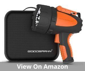 GOODSMANN Rechargeable Spotlight