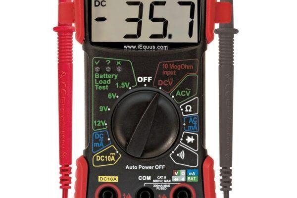 Measure Portable Generator Output