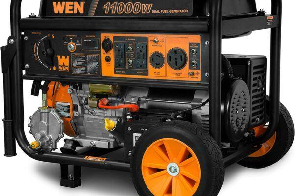 Compact 240V Generator