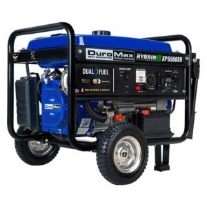 DuroMax XP5500EH Electric Start - Best Camping & RV Ready Generator