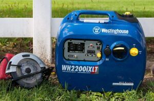 Westinghouse WH2200iXLT Portable Generator